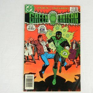DC Comics Green Lantern #183 1984